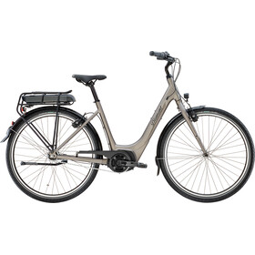Diamant Saphir+ T Elcykel City 500WH Easy Entry beige